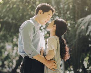 Thảo Cầm Viên nên thơ qua bộ ảnh của cặp đôi Việt - Hàn