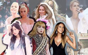 Tháng tôn vinh phụ nữ: Chúc mừng sinh nhật đến các sao nữ quốc tế