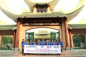 Tuổi trẻ Cần Thơ tổ chức nhiều hoạt động 'Ngày đoàn viên'