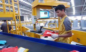 Vietnam Post ứng dụng chia chọn hàng hóa tự động tại miền Trung