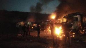Su-34 ném bom dữ dội Idlib ngay khi vừa tới Syria