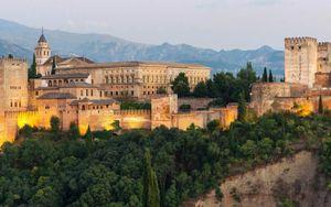 Cung điện Alhambra - Công trình vĩ đại nhất lịch sử thế giới