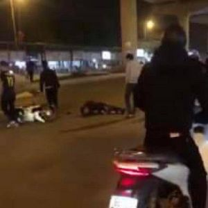 Hà Nội: Điều tra vụ nam thanh niên 'thông chốt' 141 đâm trọng thương cảnh sát
