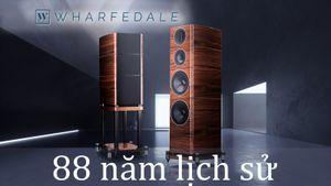 Thương hiệu Wharfedale (Phần 1) – 88 năm lịch sử, biểu tượng audio hàng đầu Anh Quốc