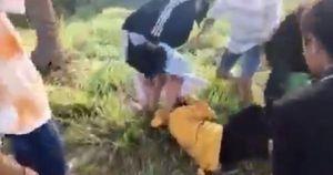 Vụ cô gái bị đánh hội đồng ở Tây Ninh: Nguyên nhân do ghen tuông
