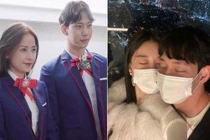 Chi Pu phản ứng thế nào khi tình cũ người Hàn công khai có bạn gái mới?