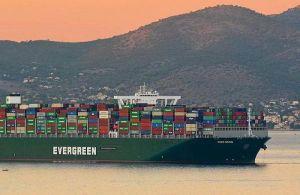 Kênh đào Suez tắc nghẽn, thiệt hại 400 triệu USD mỗi giờ