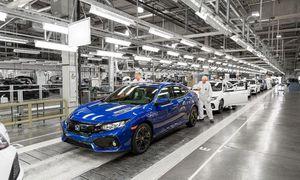Honda bán nhà máy duy nhất ở Anh