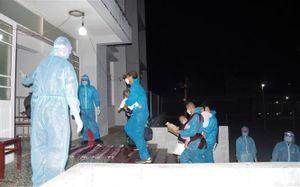 Bạc Liêu: 375 công dân về từ Hàn Quốc hoàn thành cách ly