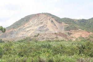 Mỏ đá Hóa An: Khai thác trong phạm vi được giao