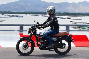 3 mẫu môtô phân khối lớn có giá thấp nhất tại Việt Nam