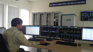 EVN tạo bước đột phá chuyển đổi số trong khâu sản xuất điện