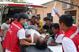 Myanmar: 459 người biểu tình tử vong, hơn 3.000 người chạy trốn sang Thái Lan