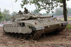 Không phải Nga và Mỹ, đỉnh cao chế tạo xe tăng phải là Israel (P1)