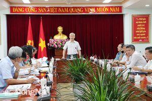 Rà soát quy hoạch hệ thống cảng biển tại huyện Nhơn Trạch