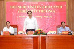 Bầu 2 ủy viên Ủy ban Kiểm tra Tỉnh ủy