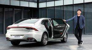 Hyundai Grandeur 2022 thế hệ mới sắp trình làng: Lột xác toàn diện