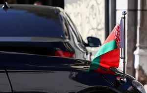 Tổng thống Belarus áp đặt các biện pháp trừng phạt trả đũa các nước phương Tây