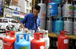 Giá gas giảm lần đầu tiên trong năm 2021