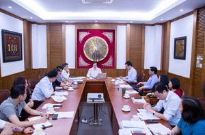 Thứ trưởng Tạ Quang Đông: Đồng bộ các giải pháp nhằm đảm bảo quyền lợi tối đa cho các học sinh Học viện Múa VN