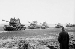 Cuộc tấn công lớn cuối cùng của Đức quốc xã trong Thế chiến 2
