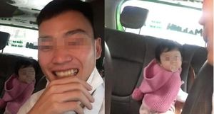 Tài xế taxi trần tình sau khi đăng clip tố mẹ trẻ bỏ quên con nhỏ trên xe