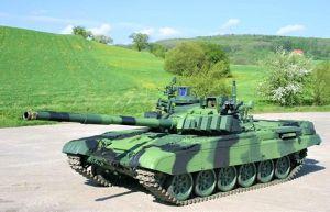 Séc hiện đại hóa thành công xe tăng T-72 từ bài học trong hai cuộc chiến