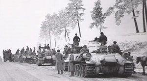 Sự thật hàng loạt người Đức chiến đấu cho Liên Xô, đối đầu Hitler
