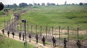 Các thiết bị giám sát khu vực biên giới Ấn Độ - Pakistan