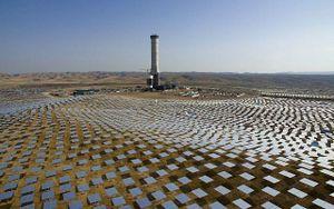 Israel tham vọng đứng đầu thế giới về sản lượng điện Mặt Trời