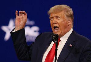 Ông Trump chỉ trích phe Dân chủ 'chơi xấu'