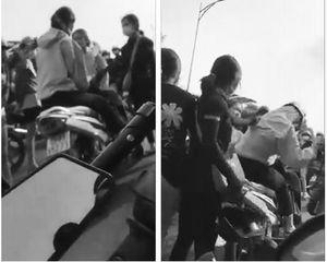 Clip nữ sinh bị đánh hội đồng, cảnh báo lối sống bạo lực trong giới trẻ