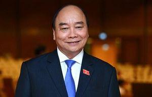 Lãnh đạo các nước gửi Thư, Điện chúc mừng Chủ tịch nước Nguyễn Xuân Phúc