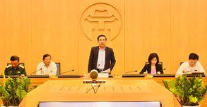 Phó Chủ tịch UBND TP Chử Xuân Dũng: Đảm bảo công tác phòng, chống dịch bệnh Covid-19 cho kỳ bầu cử