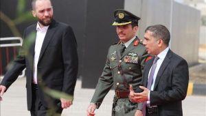 Cựu thái tử Jordan bị cáo buộc 'cấu kết với nước ngoài'