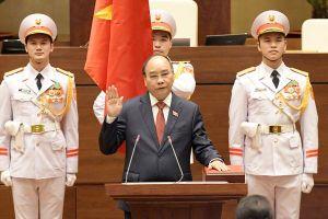 Tổng thống Nga, Chủ tịch Trung Quốc chúc mừng tân Chủ tịch nước