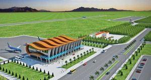 Chuẩn bị mặt bằng và triển khai dự án Sân bay Phan Thiết