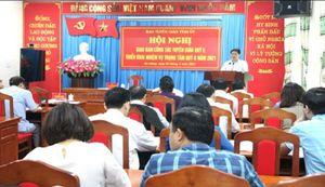 Giao ban công tác Tuyên giáo quý I năm 2021 tỉnh Hà Giang