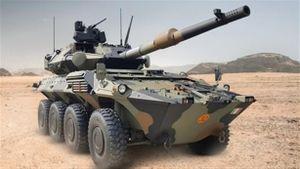 Xe tăng bánh lốp có ưu nhược điểm gì so với MBT?