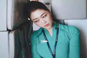 Bị hỏi chuyện lấy chồng, nữ tiếp viên Vietnam Airlines trả lời cực khéo