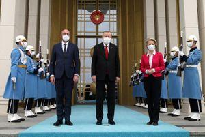 Hai lãnh đạo hàng đầu EU tới Thổ Nhĩ Kỳ để cải thiện quan hệ