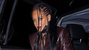 Rihanna diện đồ hiệu đến dự tiệc sinh nhật mẹ