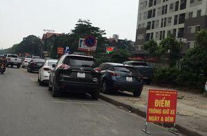 Thu hồi Giấy phép trông giữ xe ở khu bán đảo Linh Đàm của Công ty Tân Thành