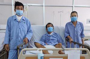 Cứu bệnh nhân bị phình động mạch chủ