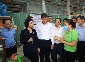 Phó Bí thư Thường trực Thành ủy Nguyễn Thị Tuyến: Xây dựng Chương Mỹ thành huyện nông thôn mới trong năm 2021