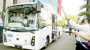 TPHCM được tự chủ thí điểm xe buýt điện