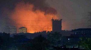 Biểu tình Myanmar: Nhà máy Trung Quốc lại bị phóng hỏa, thêm 7 người thiệt mạng