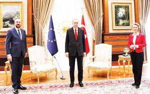 Thổ Nhĩ Kỳ và EU thúc đẩy cải thiện quan hệ