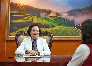 Bộ trưởng Phạm Thị Thanh Trà: Khơi thông điểm nghẽn, rào cản, quyết liệt sắp xếp bộ máy