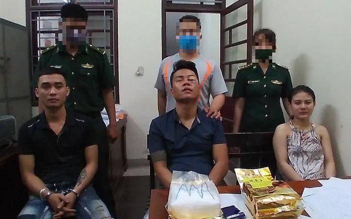 Nhóm người buôn ma túy ký gửi xe khách từ Quảng Trị vào Đà Nẵng tiêu thụ
